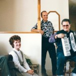 A private family concert, Twentynine Palms, CA, 1994